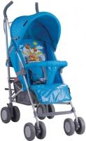 Детская прогулочная коляска Lorelli Fiesta Blue Adventure (10020731610A) -