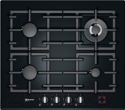 Газовая варочная панель NEFF T62R36S1