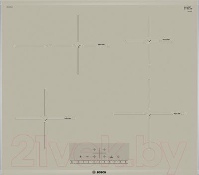 Индукционная варочная панель Bosch PIF673FB1E
