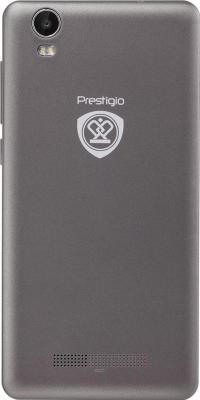 Смартфон Prestigio Muze A5 5502 Duo / PSP5502DUOMETAL (металлик)