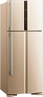 Холодильник с морозильником Hitachi R-V542PU3PBE -