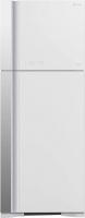 Холодильник с морозильником Hitachi R-VG542PU3GPW -