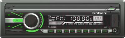 Бездисковая автомагнитола Rolsen RCR-253G