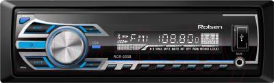 Бездисковая автомагнитола Rolsen RCR-255B