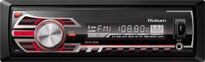 Бездисковая автомагнитола Rolsen RCR-255R