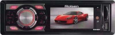 Бездисковая автомагнитола Rolsen RCR-302R