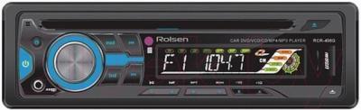 Автомагнитола Rolsen RCR-456B