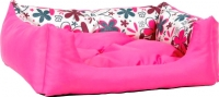 Лежанка для животных Ami Play Crazy AMI477 (S, розовый) -