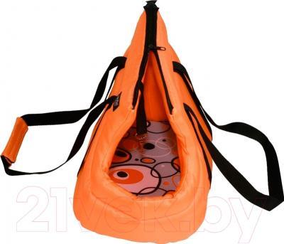 Сумка для животных Ami Play Crazy AMI383 (S, оранжевый)