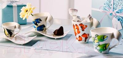 Чашка Villeroy & Boch NewWave Caffe Surgefishh (0.3л) - коллекция
