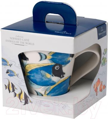 Чашка Villeroy & Boch NewWave Caffe Surgefishh (0.3л) - упаковка