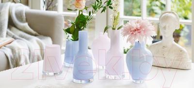 Ваза настольная Villeroy & Boch Mini-Vases Tiko (мягкий синий) - вид в интерьере