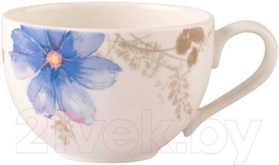 Набор для чая/кофе Villeroy & Boch Mariefleur Gris Basic (18пр) - чашка