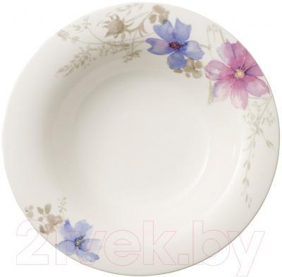 Набор столовой посуды Villeroy & Boch Mariefleur Gris Basic (12пр)