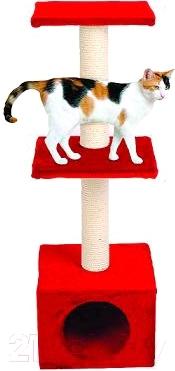 Комплекс для кошек Lilli Pet Rubin 20-8106 (красный)