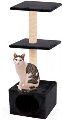 Комплекс для кошек Lilli Pet Rubin 20-8109 (черный)