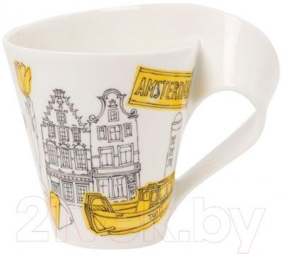 Чашка Villeroy & Boch NewWave Caffe Amsterdam (0.35л)