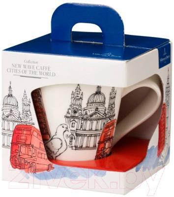 Чашка Villeroy & Boch NewWave Caffe London (0.35л)