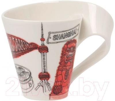 Чашка Villeroy & Boch NewWave Caffe Shanghai (0.35л)