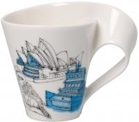 Чашка Villeroy & Boch NewWave Caffe Sydney (0.35л) -
