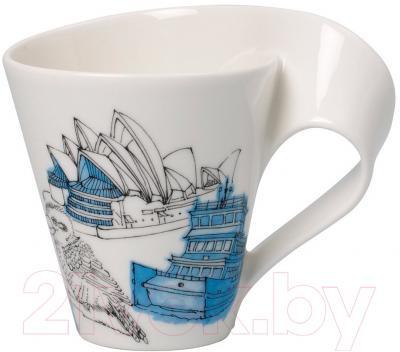 Чашка Villeroy & Boch NewWave Caffe Sydney (0.35л)