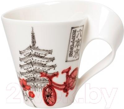 Чашка Villeroy & Boch NewWave Caffe Tokyo (0.35л)