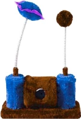 Домик с когтеточкой Lilli Pet Vaska's&Murka's Dream 20-8212