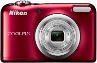 Компактный фотоаппарат Nikon Coolpix A10 (красный) -