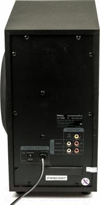 Мультимедиа акустика Dialog Progressive AP-222B (черный)