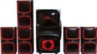 Мультимедиа акустика Dialog Progressive AP-555 (черный) -