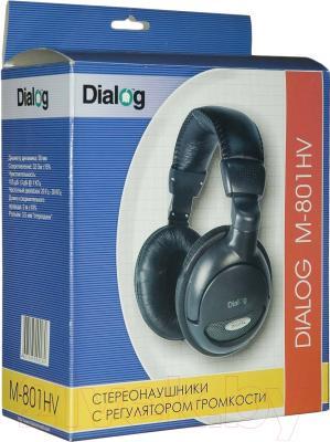 Наушники Dialog M-801HV