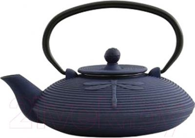 Заварочный чайник BergHOFF 1107115 (темно-синий)