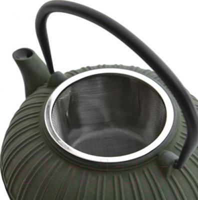 Заварочный чайник BergHOFF 1107112 (темно-зеленый)