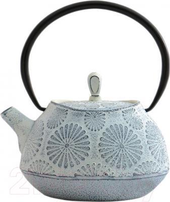 Заварочный чайник BergHOFF 1107121 (белый)