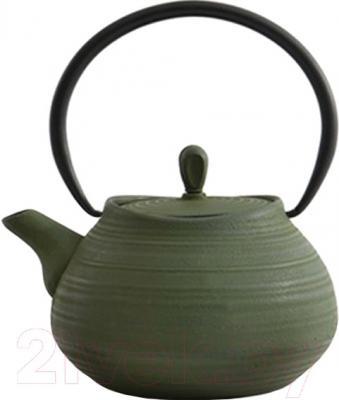 Заварочный чайник BergHOFF 1107113 (темно-зеленый)