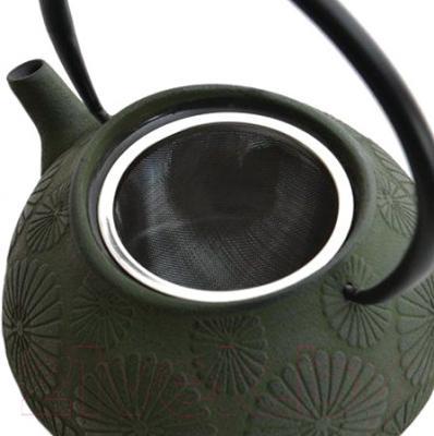 Заварочный чайник BergHOFF 1107122 (темно-зеленый)