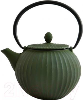 Заварочный чайник BergHOFF 1107118 (темно-зеленый)