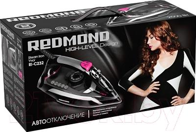 Утюг Redmond RI-C232 (черный)