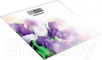 Напольные весы электронные Redmond RS-733 (тюльпан)
