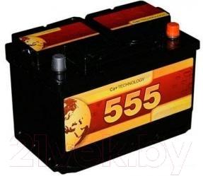 Автомобильный аккумулятор 555 60 R (60 А/ч)