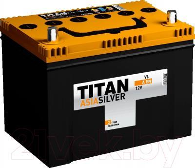 Автомобильный аккумулятор TITAN Asia Silver 95 JR / MK000002707 (95 А/ч)
