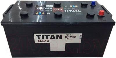 Автомобильный аккумулятор TITAN Maxx 225 / TM225.3 (225 А/ч)