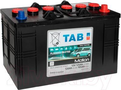 Лодочный аккумулятор TAB Motion Pasted 120 (120 А/ч)