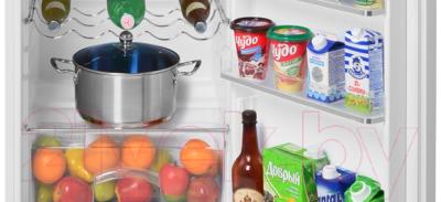 Холодильник с морозильником Candy CCDS 5140 WH7 (34002079)