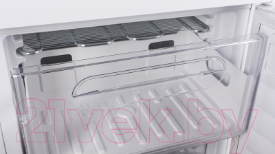 Холодильник с морозильником Candy CKBS 6200 S