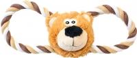 Игрушка для животных Lilli Pet Bear Head 20-2903 (со звуком) -