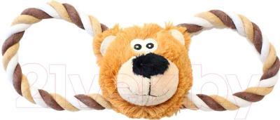 Игрушка для животных Lilli Pet Bear Head 20-2903 (со звуком)