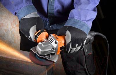 Профессиональная угловая шлифмашина AEG Powertools WS 13-125 XE (4935451410)