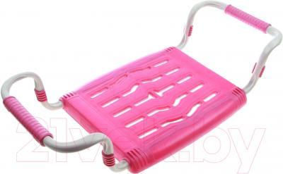 Сиденье для ванны Ника СВ5 (розовый)