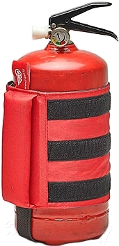 Чехол для огнетушителя ТрендБай 1143 (красный)